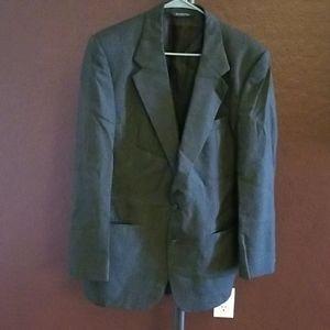 VTG Burberrys blazer jacket